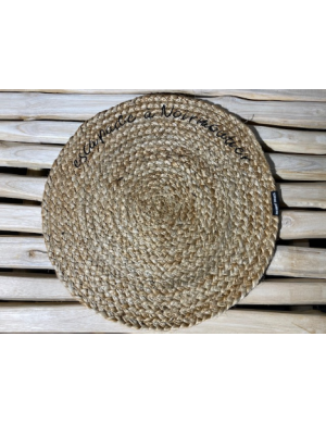 SET DE TABLE JUTE ESCAPADE...