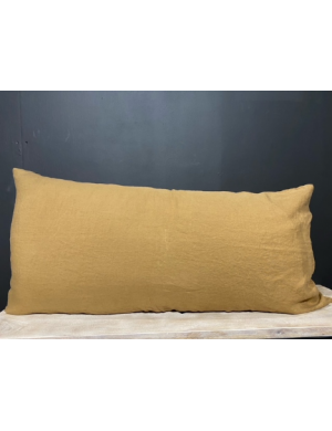 HOUSSE COUSSIN 55X110 TABAC
